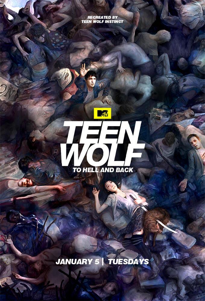 Teen Wolf Staffeln