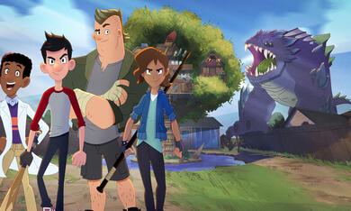 Jack, der Monsterschreck, Jack, der Monsterschreck - Staffel 1 - Bild 7