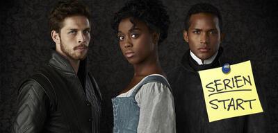 Heute startet die 1. Staffel von Still Star-Crossed auf ABC
