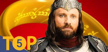 Bild zu:  Aragorn