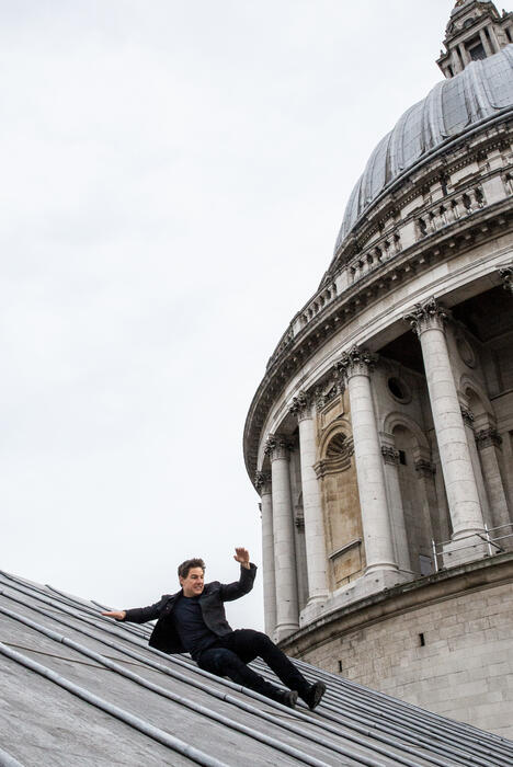 Mission: Impossible 6 - Fallout mit Tom Cruise