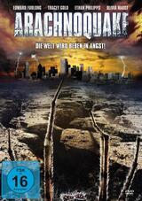 Arachnoquake - Poster