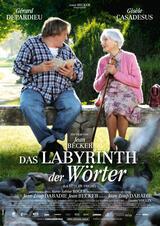 Das Labyrinth der Wörter - Poster