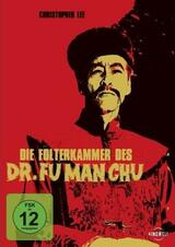 Die Folterkammer des Dr. Fu Man Chu - Poster