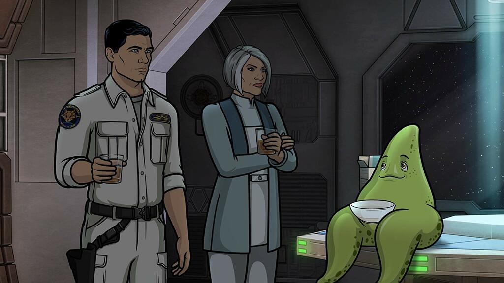 Archer Staffel 10