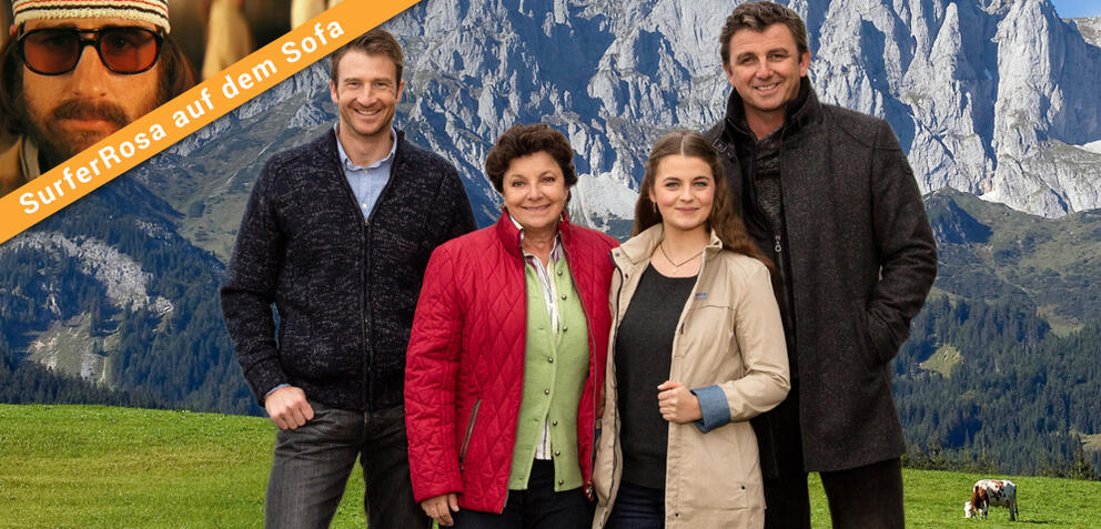 Die Bergdoktor-Familie