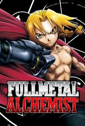 Fullmetal Alchemist - Poster