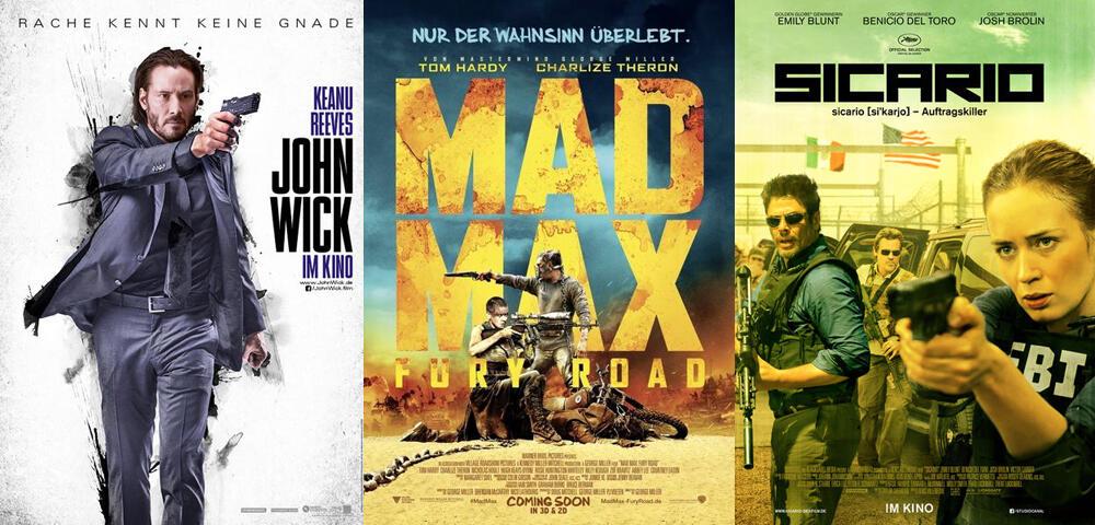 Besten Actionfilme