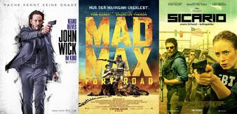 Die besten Actionfilme 2015