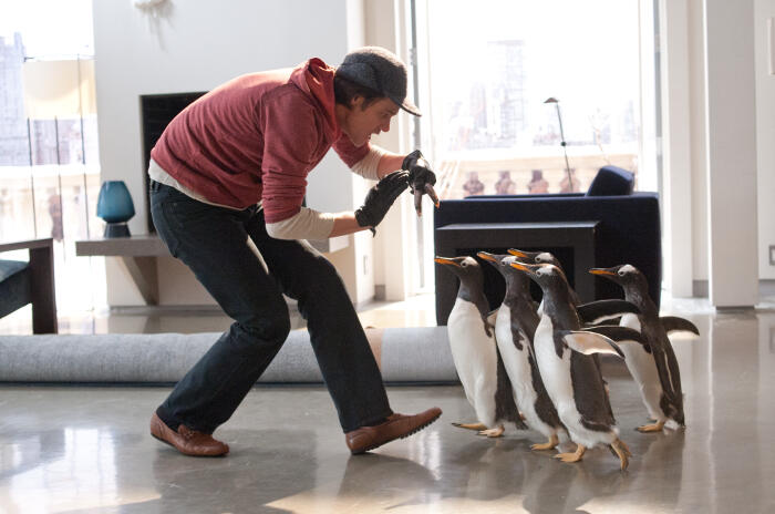 Mr. Poppers Pinguine
