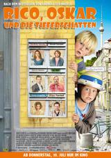 Rico, Oskar und die Tieferschatten - Poster