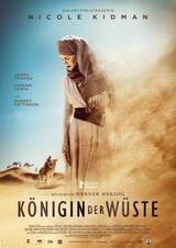Königin der Wüste - Poster
