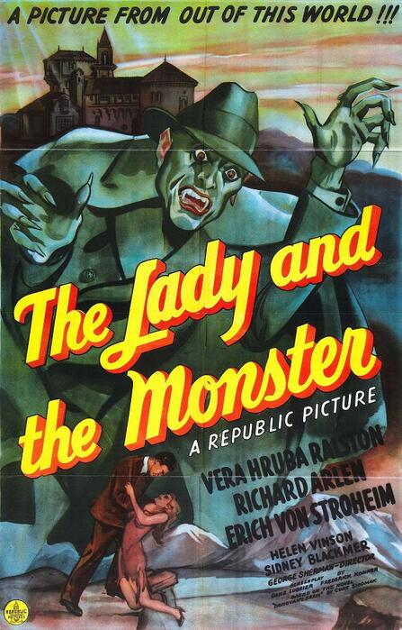 The Lady and the Monster - Bild 2 von 2