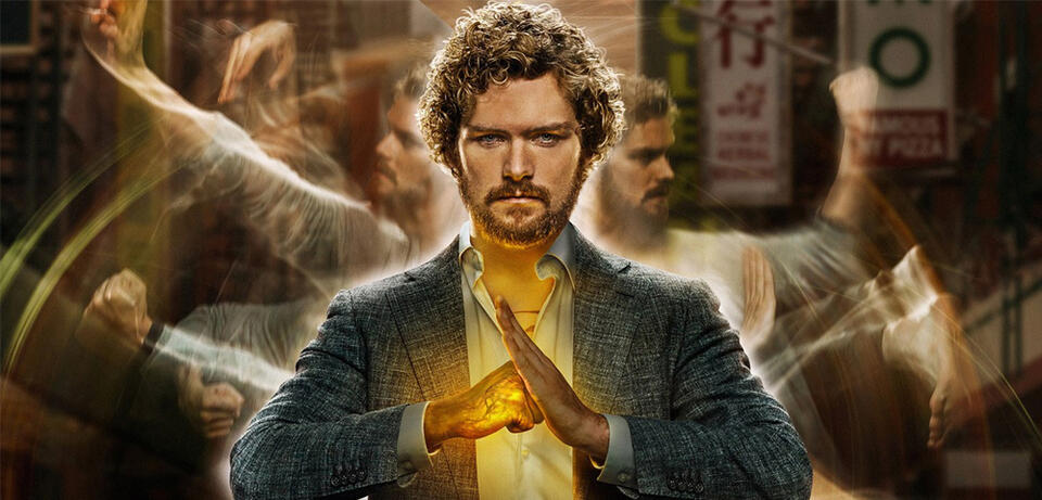 Marvel's Iron Fist