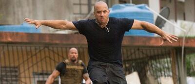 Vin Diesel bringt die Auto-Abenteuer Reihe noch groß heraus