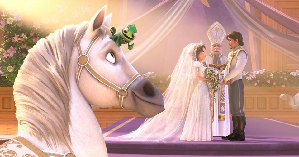 Rapunzel Verföhnt Verlobt Verheiratet