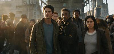 Thomas und die restliche Truppe stellen sich ihrem letzten Abenteuer