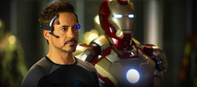 Iron Man 3 auf Höhenflug