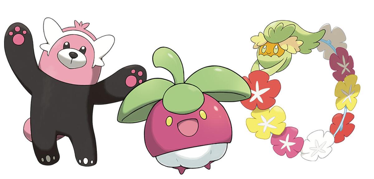 Neue Pokemon Sonne Mond