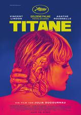 Titane - Poster