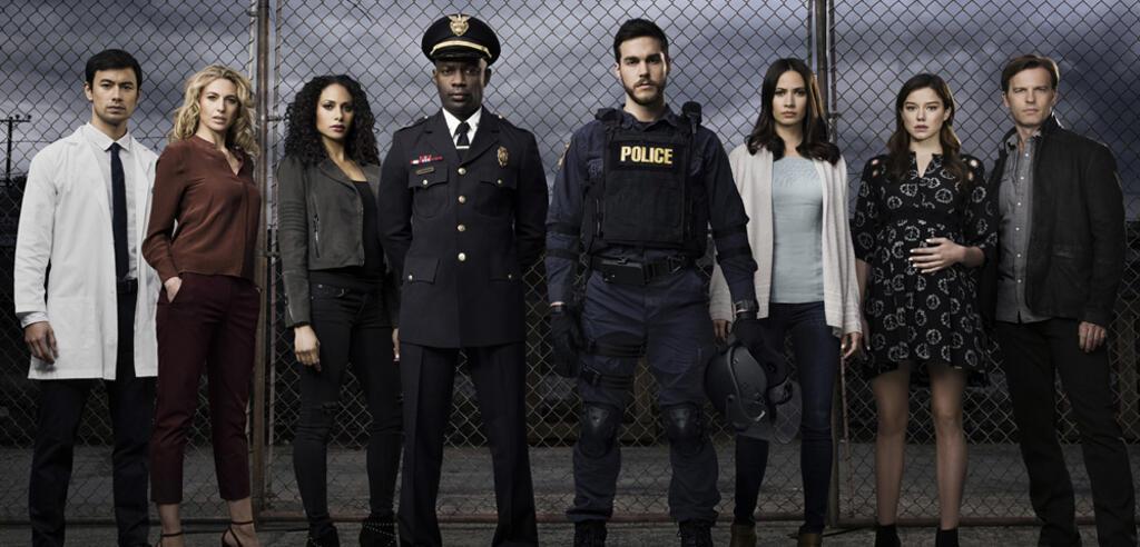 Der Cast von Containment