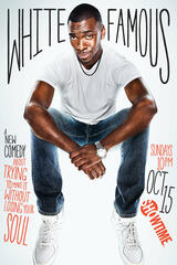 White Famous - Poster