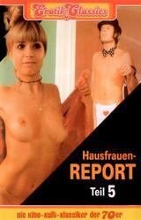 Hausfrauen-Report 5 - Poster