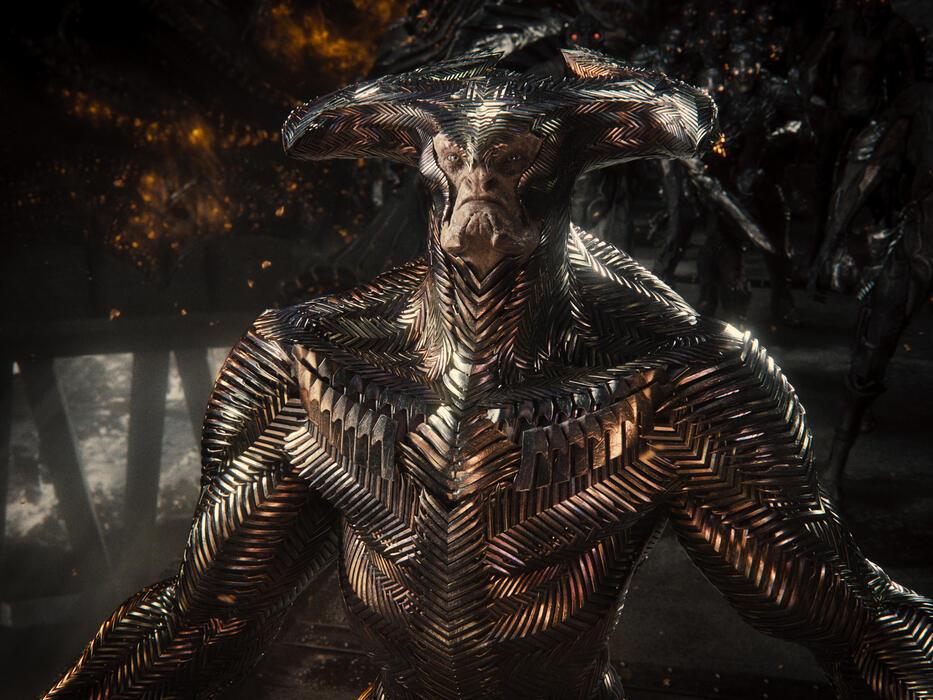 Zack Snyder's Justice League mit Ciarán Hinds