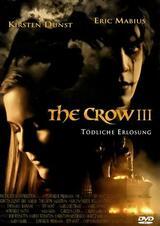 The Crow 3: Tödliche Erlösung - Poster