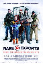 Rare Exports - Eine Weihnachtsgeschichte Poster