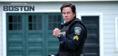 Boston mit Mark Wahlberg