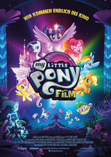 My Little Pony - Der Film - Poster
