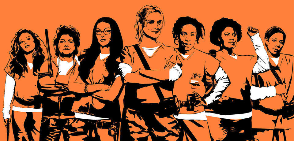 Orange Is The New Black Staffel 6 Wann Wie Geht Die Netflix