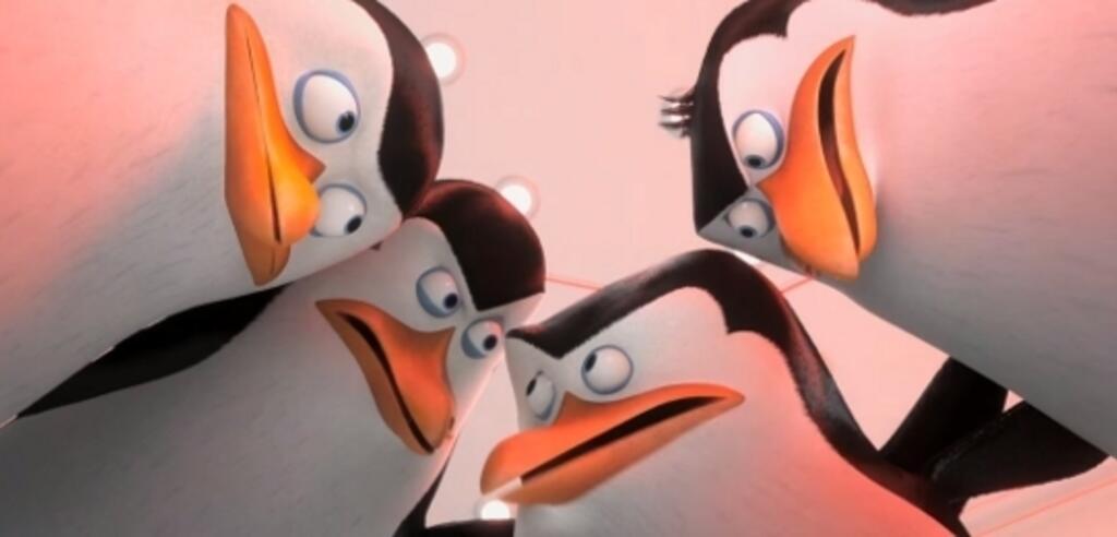 Pinguine Aus Madagascar Film Deutsch