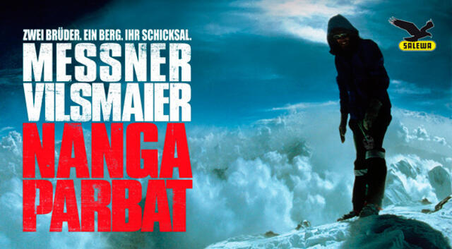 Nanga Parbat - Drama über die Bergsteiger Günther und Reinhold Messner