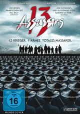 13 Assassins - Poster