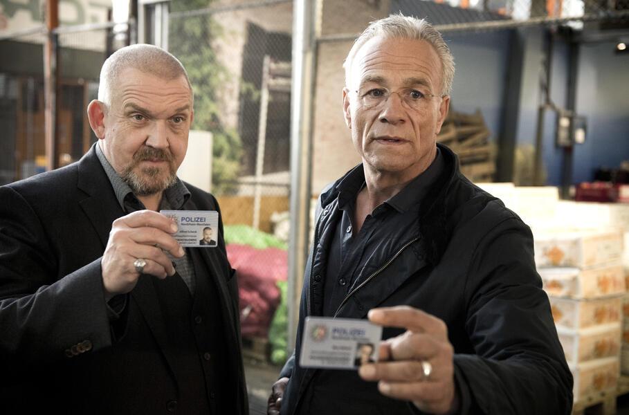 Tatort: Weiter, immer weiter mit Dietmar Bär und Klaus J. Behrendt