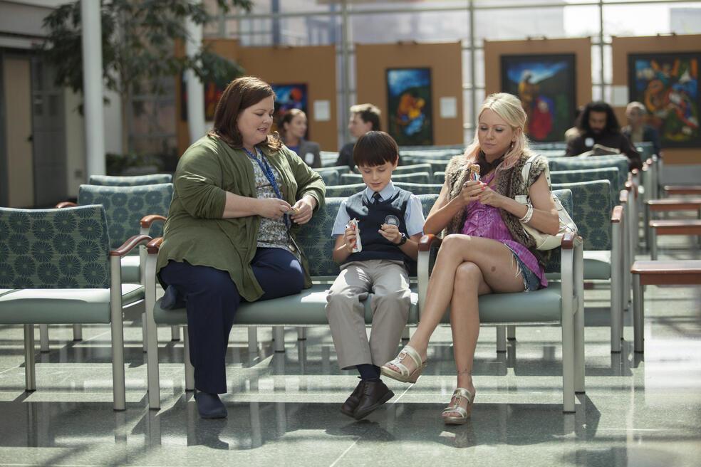 St. Vincent mit Naomi Watts, Melissa McCarthy und Jaeden Lieberher