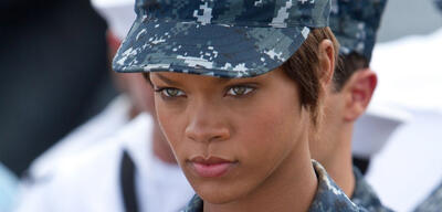 Rihanna in Battleship