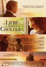 Die Liebe in den Zeiten der Cholera Poster