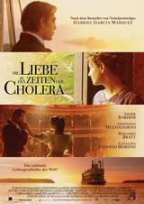 Die Liebe in den Zeiten der Cholera - Poster