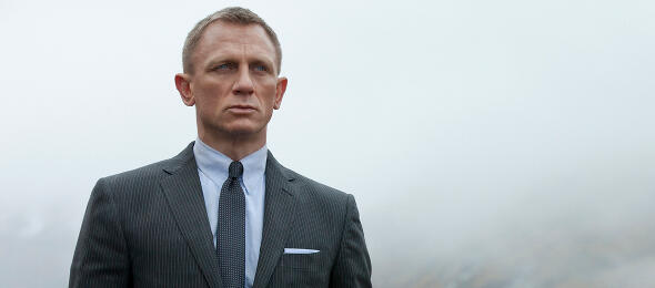 Daniel Craig als James Bond in Skyfall