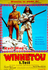 Winnetou - Poster