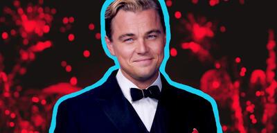 Leonardo DiCaprio als Jay Gatsby