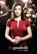 Good Wife - Staffel 1 - Poster
