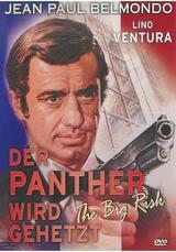 Der Panther wird gehetzt - Poster