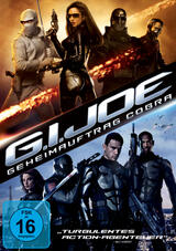 G.I. Joe - Geheimauftrag Cobra - Poster