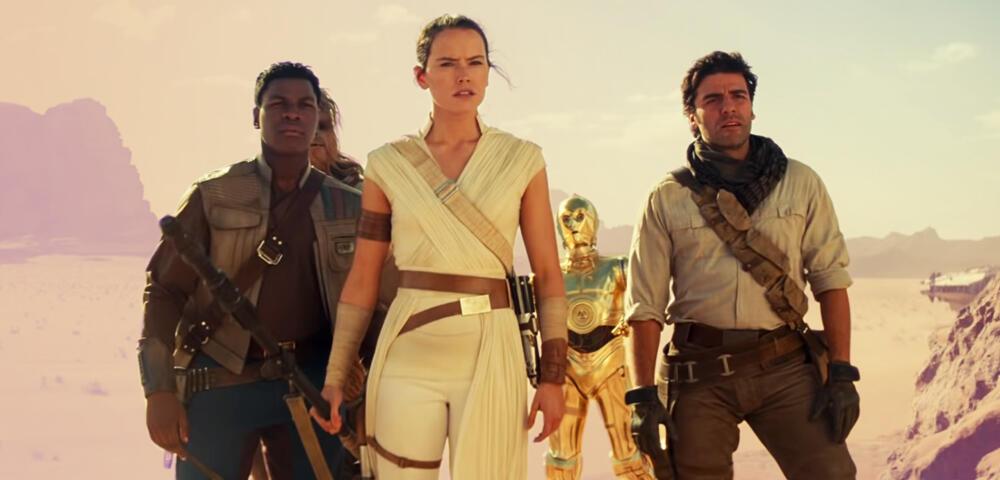 Star Wars 9: Neuer Comic deutet Reys wahre Herkunft in Der Aufstieg Skywalkers an