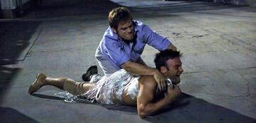 Dexter fängt Lance Robinson wieder ein