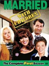 Eine schrecklich nette Familie Staffel 1 - Poster